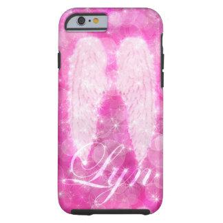 Alas del ángel funda para iPhone 6 tough