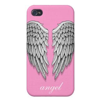 Alas del ángel iPhone 4/4S carcasa