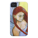 Alas del ángel iPhone 4 cárcasas