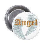 Alas del ángel pins