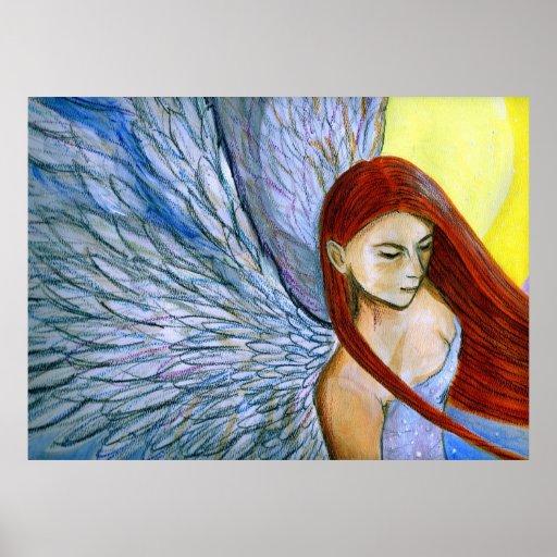 Alas del ángel posters