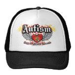 Alas del autismo gorra