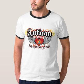 Alas del autismo polera