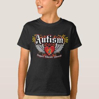 Alas del autismo remeras