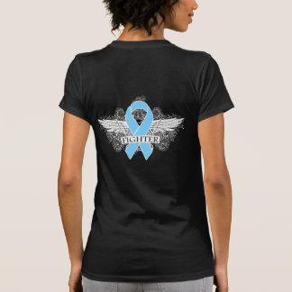 Alas del combatiente del cáncer de próstata camiseta