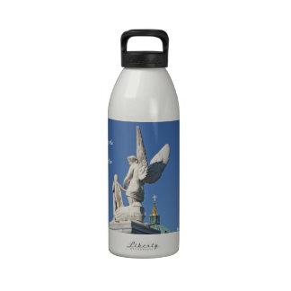 Alas del deseo - ángeles de Berlín Botellas De Agua Reutilizables
