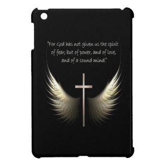 Alas del Espíritu Santo con verso de la cruz y de