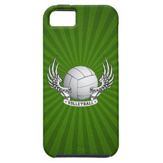Alas del voleibol iPhone 5 carcasas