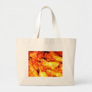 Alas descaradas calientes ardientes bolsa