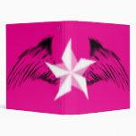 Alas negras, libro rosado