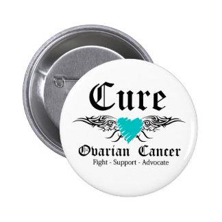 Alas ováricas de CancerTattoo de la curación Pin
