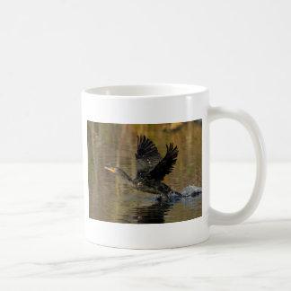 Alas para arriba taza de café