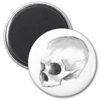 Alas, poor Yorick! Refrigerator Magnet