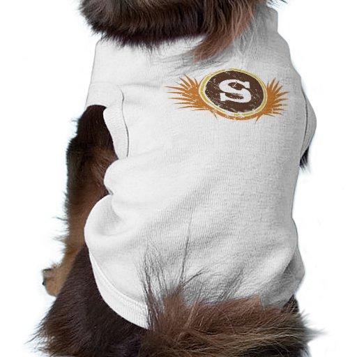 Alas urbanas camiseta de perro