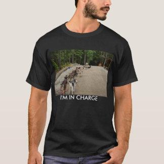ALASKA 050, I'M IN CHARGE T-Shirt