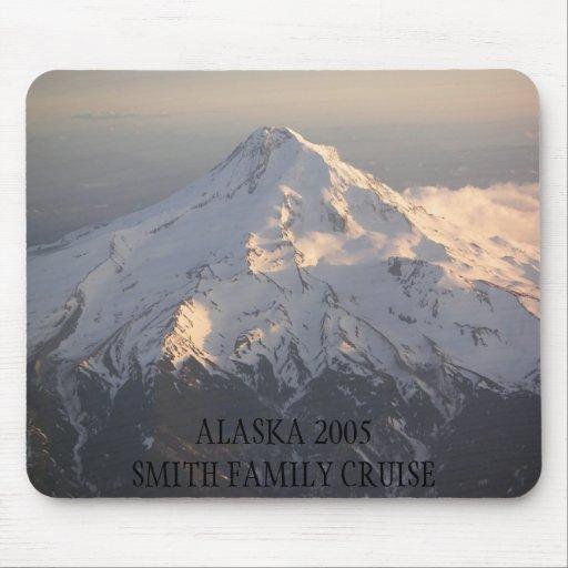ALASKA 2005 SMITH FAMILY CRUISE MOUSE PAD