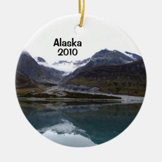Alaska, 2010 ceramic ornament
