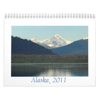 Alaska   2011 calendario