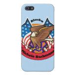 Alaska 2012 para Micaela Bachmann iPhone 5 Protector