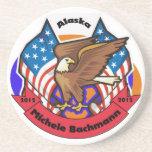 Alaska 2012 para Micaela Bachmann Posavasos Cerveza