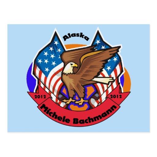 Alaska 2012 para Micaela Bachmann Postal
