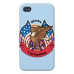 Alaska 2012 para Tim Pawlenty iPhone 4 Carcasas