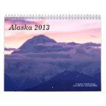 Alaska, 2013 calendarios de pared