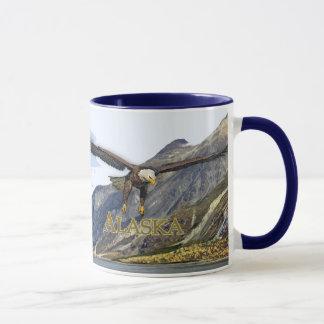 Alaska 3 Ringer Mug