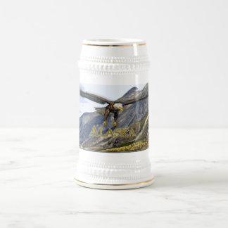 Alaska 3 Stein Jarra De Cerveza