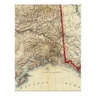 Alaska 5 postcards