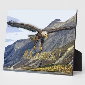 Alaska 8x10 Plaque With Easel