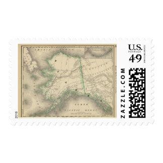 Alaska 9 postage