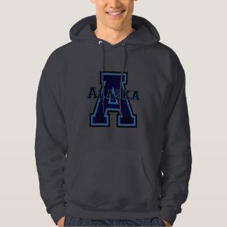 Alaska 'A' Blue Hoodie