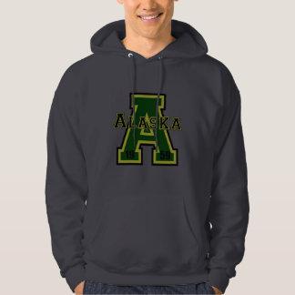 Alaska 'A' Green Hoodie