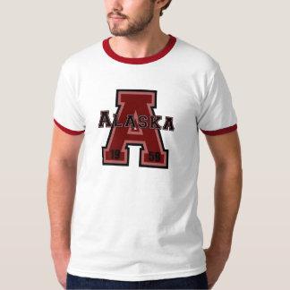 Alaska 'A' Red T-Shirt