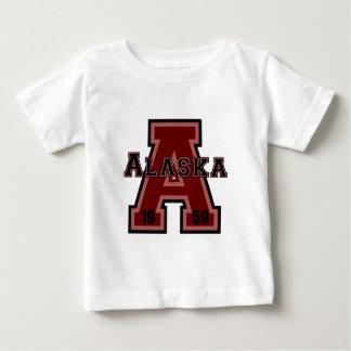 Alaska 'A' Red Tee Shirt