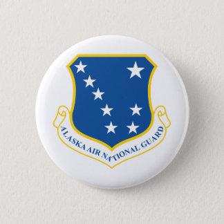 Alaska Air National Guard Button