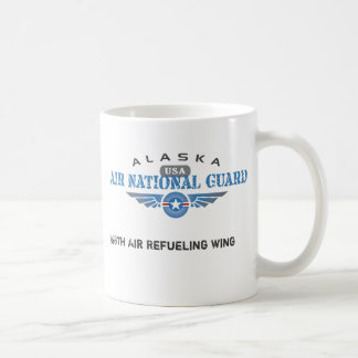 Alaska Air National Guard Coffee Mug