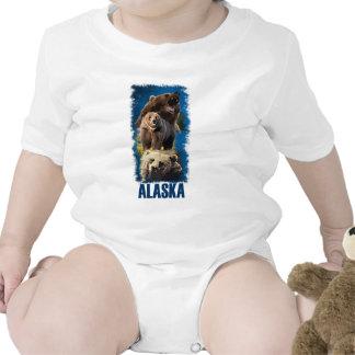 Alaska - Alaska Bear.png Camiseta