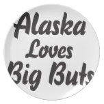 Alaska ama Buts grande Platos
