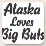 Alaska ama Buts grande Posavasos