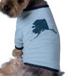 Alaska America Doggie T Shirt