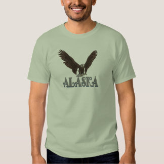 Alaska American Eagle T-Shirt