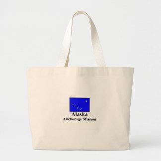 Alaska Anchorage Mission Tote Tote Bag