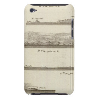 Alaska and British Columbia Case-Mate iPod Touch Case