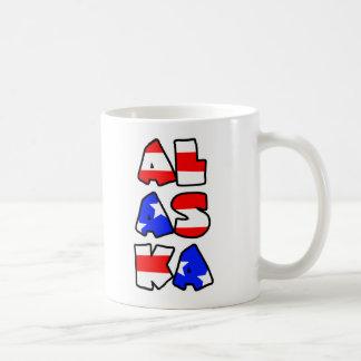 Alaska apiló - la taza