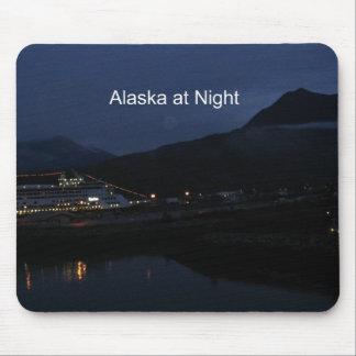 Alaska at Night Mouse Pad