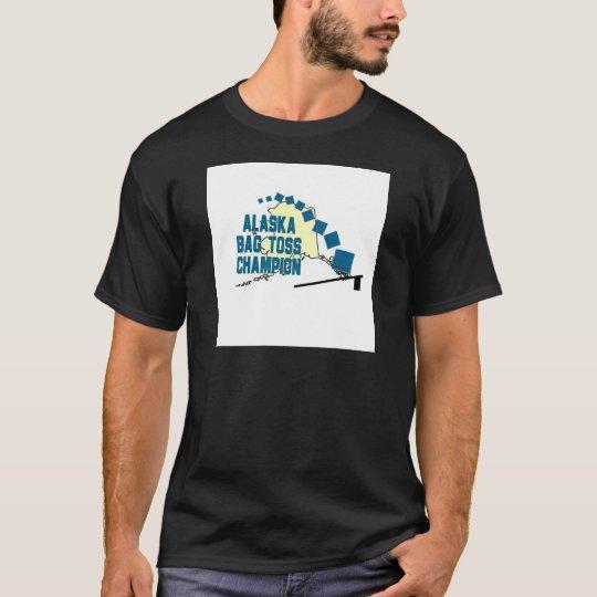 Alaska Bag Toss Champion T-Shirt