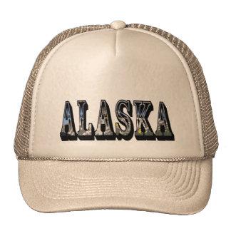 Alaska Baseball Cap Trucker Hat