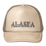 Alaska Baseball Cap Mesh Hats